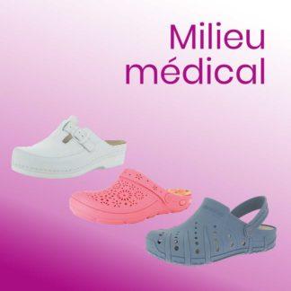 Milieu médical